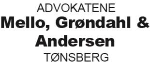 Mello, Grøndahl & Andersen Advokatene logo