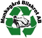 Munkagård Bilskrot AB logo