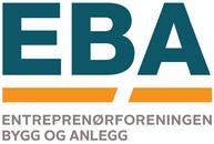 Entreprenørforeningen - Bygg og Anlegg (EBA) logo