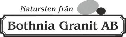 Bothnia Granit AB logo