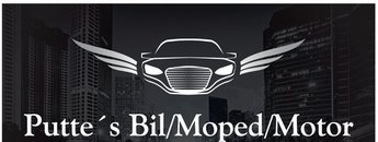 Puttes Bil Moped Motor logo