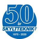 Skyltteknik Nordic logo