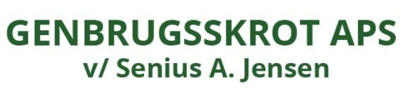 Genbrugsskrot ApS logo