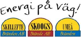Skoogs Bränsle AB logo