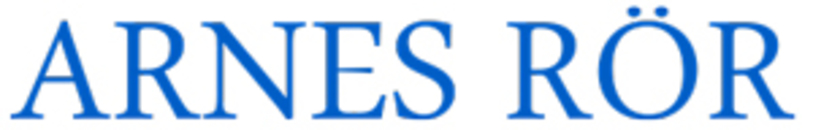 Arnes Rör logo