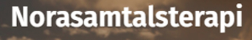 Nora samtalsterapi logo