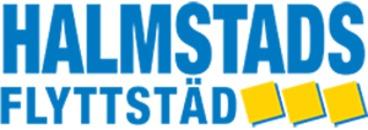 Halmstads Flyttstäd logo
