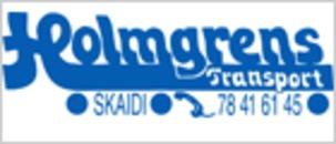 Holmgrens Transport AS logo