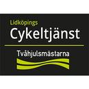 Lidköpings Cykeltjänst logo