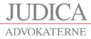 Judica Advokaterne logo
