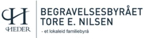Begravelsesbyrået Tore E Nilsen AS logo