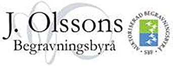 J Olssons Begravningsbyrå AB logo
