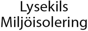 Lysekils Miljöisolering AB logo