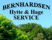 Bernhardsen Hage og Maskin Service AS logo