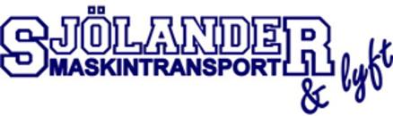 Sjölander Maskintransport AB logo