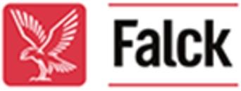 Falck Skånebärgaren logo