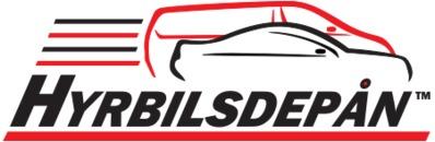 Hyrbilsdepån Uddevalla logo