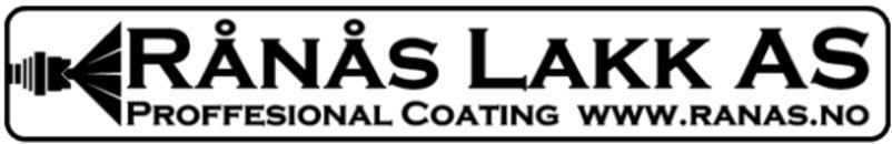 Rånås Lakk AS logo