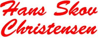 Vognmand Hans Skov Christensen A/S logo