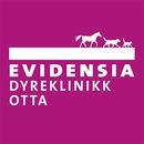 Evidensia Dyreklinikk Otta logo