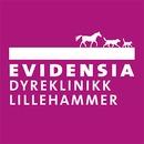 Evidensia Dyreklinikk Lillehammer logo