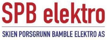 SPB Elektro AS logo