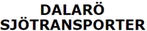 Dalarö Sjötransporter AB logo