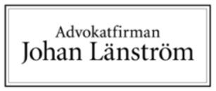 Advokatfirman Johan Länström AB logo