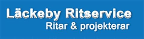 Läckeby Ritservice logo