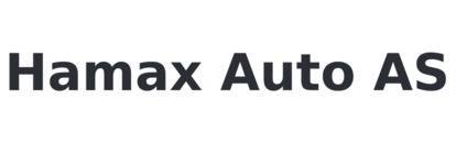Hamax Auto AS logo