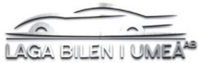 Laga Bilen í Umeå AB logo
