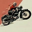 Motorcykel Køreskolen Vejle Horsens logo