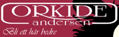 Orkidé Andersen Frisør logo