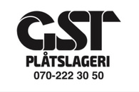 Gst Plåtslageri logo