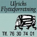 Ulrich Flytteforretning ApS logo