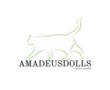 Amadeusdolls Gröna Katter och Hundar logo