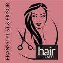 Hair café Hårdepartementet AB logo