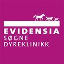 Evidensia Søgne Dyreklinikk logo