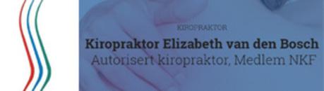 Jeløy Kiropraktorklinikk AS logo