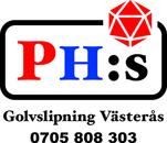 PH:s Golvslipning AB logo