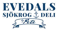 Evedals Sjökrog & Deli by Pete logo