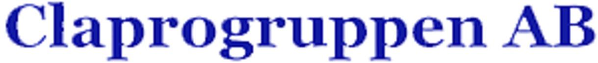 Clapro Akustik AB logo