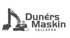 Dunérs Maskin logo