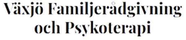 Växjö Familjerådgivning och Psykoterapi AB logo