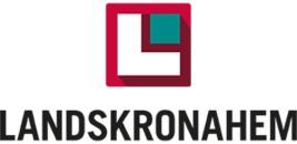 Landskronahem, AB logo