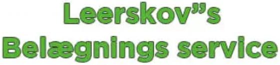 Leerskovs Belægnings Service logo