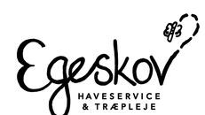 Egeskov - Haveservice Og Træpleje. Djursland logo