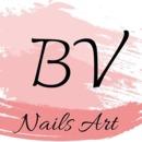 BV Nails Art logo