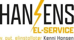 Hansens El-Service logo