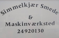 Simmelkær Smede ApS logo